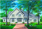 View house Plan#126-1271
