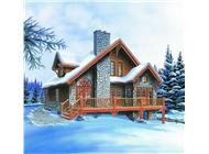 Main image for house plan # 3529
