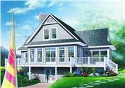 View house Plan#126-1281