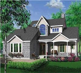 House Plan #126-1282