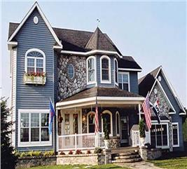 House Plan #126-1284