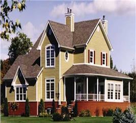 House Plan #126-1285