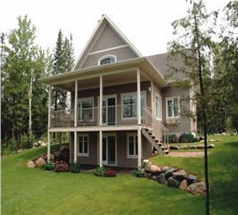House Plan #126-1287