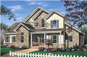 View house Plan#126-1293