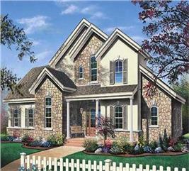 House Plan #126-1293