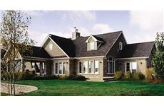 Main image for house plan # 3539