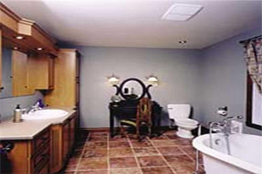House Plan #126-1296