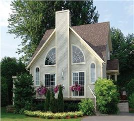 House Plan #126-1301