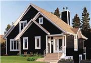 View house Plan#126-1304