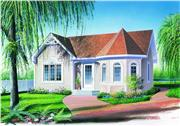 View house Plan#126-1308