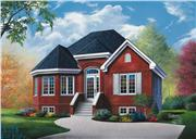 View house Plan#126-1330