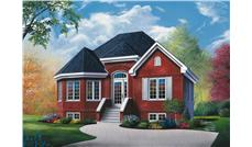 Main image for house plan # 12246