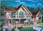 View house Plan#126-1333