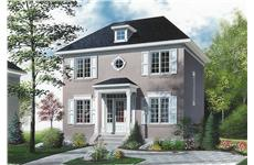 Main image for house plan # 9006