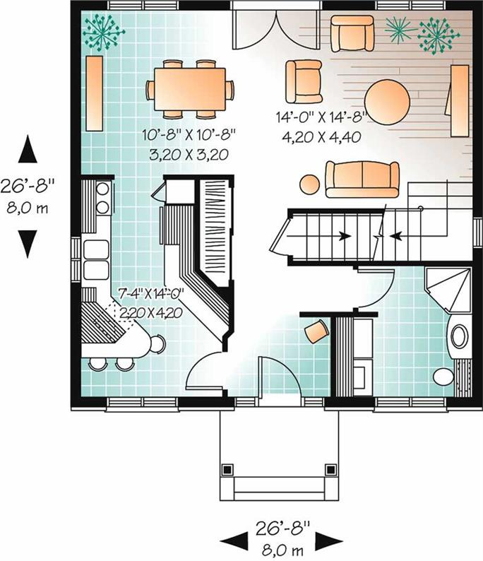 Best House Plans Sea