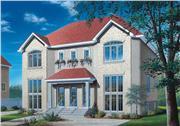 View house Plan#126-1357