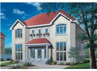 Main image for house plan # 13046