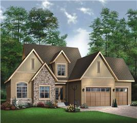 House Plan #126-1371