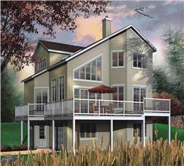 House Plan #126-1373