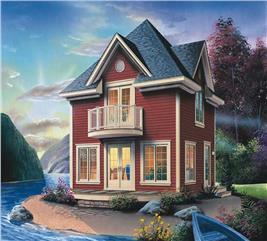 House Plan #126-1383