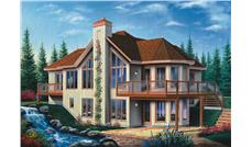 Main image for house plan # 13188