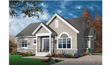 Main image for house plan # 13255