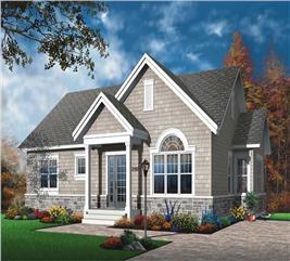 House Plan #126-1407