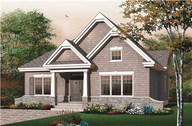 Main image for house plan # 13252