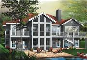 View house Plan#126-1451
