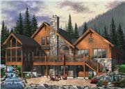 View house Plan#126-1465