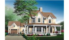 Main image for house plan # 11393