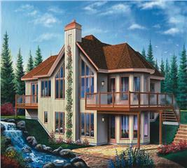 House Plan #126-1495