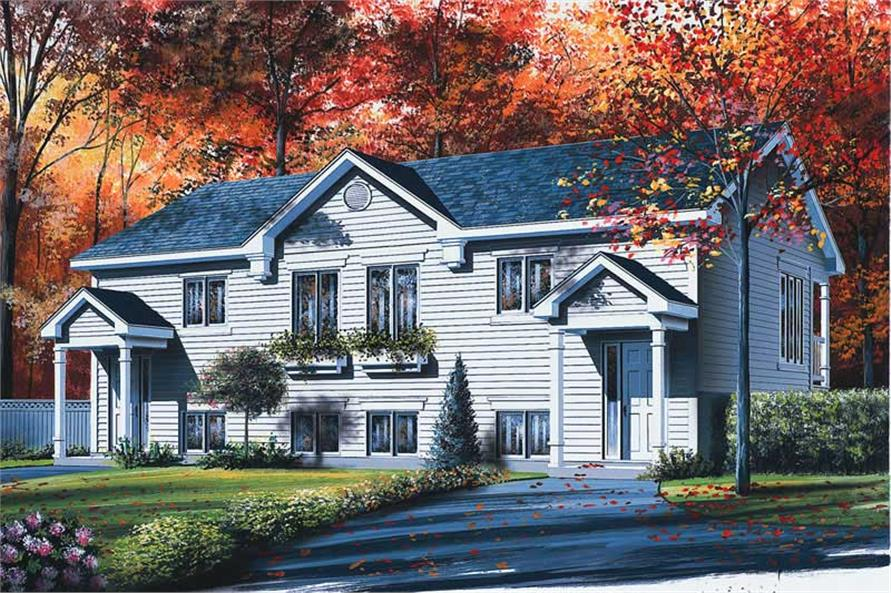 Main image for house plan # 11874