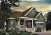 View house Plan#126-1534