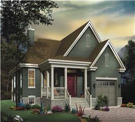 House Plan #126-1534