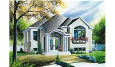Main image for house plan # 12402