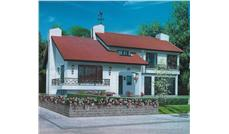 Main image for house plan # 12593