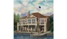 Main image for house plan # 11445