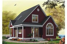 Main image for house plan # 11426