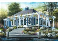 Main image for house plan # 12407