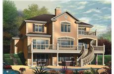Main image for house plan # 11429