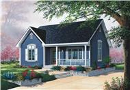 Main image for house plan # 11353