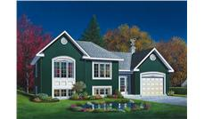 Main image for house plan # 12608