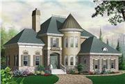View house Plan#126-1637