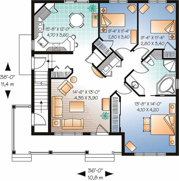 house plans com country european multi unit traditional house plans 11400
