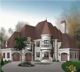 House Plan #126-1661