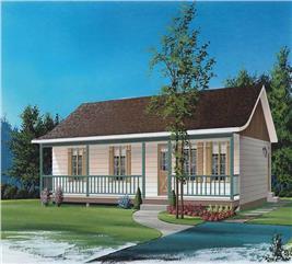 House Plan #126-1667