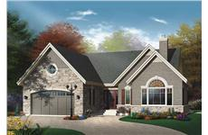 Main image for house plan # 11408