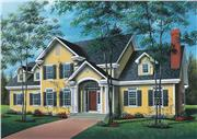 View house Plan#126-1685