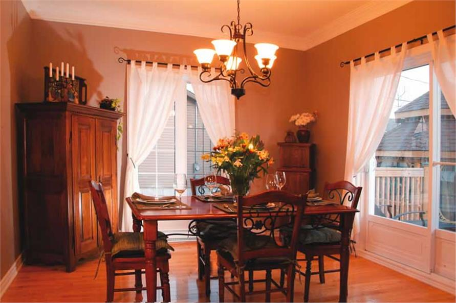 Dining Room of this 3-Bedroom,1432 Sq Ft Plan -1432